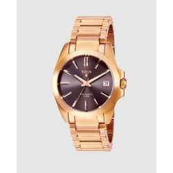 TOUS RELOJ DRIVE 34 MM IPRG ARMYS + BROWN DIAL