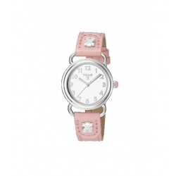 Tous reloj baby bear ss esf bca correa rosa