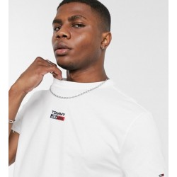 TOMMY CAMISETA SMALL CENTERED BLANCA