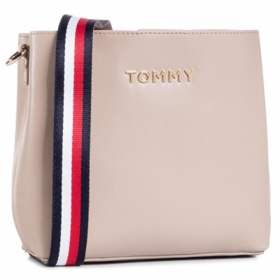 TOMMY ICONIC CROSSOVER BEIGE