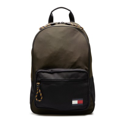 TOMMY MOCHILA OLIVA BACKPACK