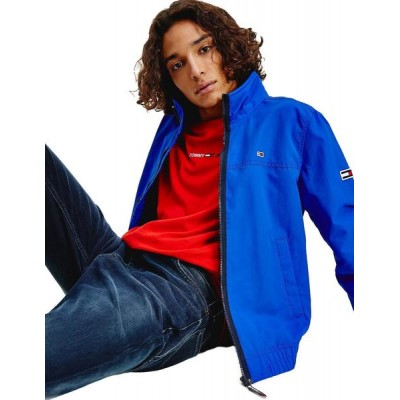 TOMMY JEANS BOMBER ESSENTIAL CLASIC COBALT
