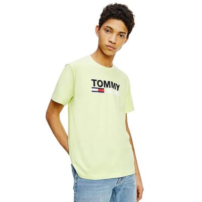 Tommy jeans camiseta tjm corp Logo