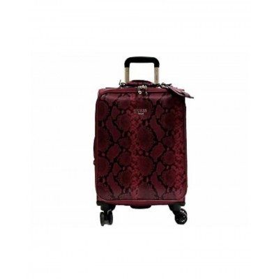 GUESS TRAVEL RED