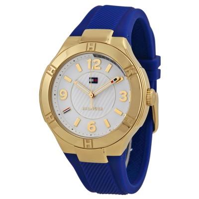 Tommy reloj kingsley ac 36mm esf silver brazalete