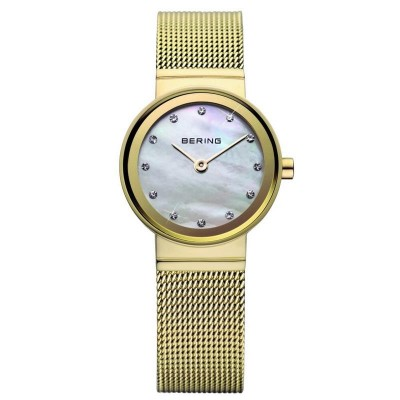 Bering reloj classic pvd 22mm sf mop braza